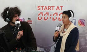Intervista ad Annica Cerino da Radio International - Centro Sarvas